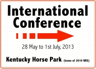International Society of Rider Biomechanics ISRB International Conference and Symposium Kentucky 2013