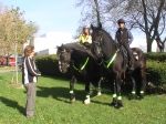 The ISRB Training Program is trusted by Police Mounted Units around the world.
